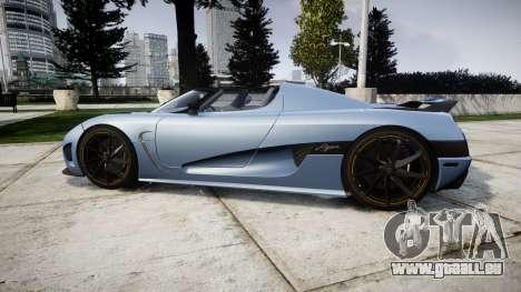 Koenigsegg Agera 2011 [EPM] [Update] für GTA 4 linke Ansicht