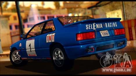 Maserati Ghibli II Cup (AM336) 1995 [ImVehFt] für GTA San Andreas Motor
