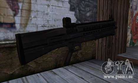Combat Shotgun from State of Decay für GTA San Andreas zweiten Screenshot