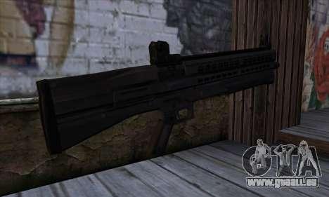 Combat Shotgun from State of Decay pour GTA San Andreas deuxième écran