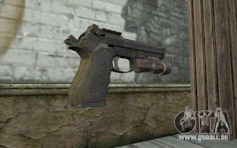 M9A1 from COD: Ghosts pour GTA San Andreas deuxième écran