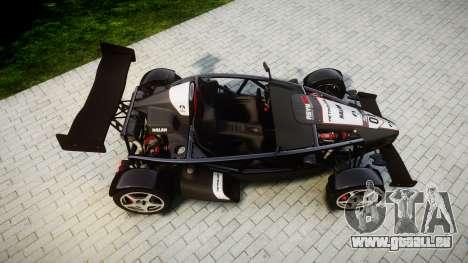 Ariel Atom V8 2010 [RIV] v1.1 AsymBon für GTA 4 rechte Ansicht