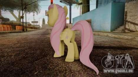 Fluttershy from My Little Pony pour GTA San Andreas deuxième écran