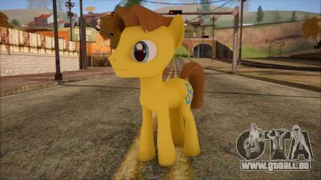Caramel from My Little Pony pour GTA San Andreas
