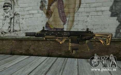 SIG-556 pour GTA San Andreas