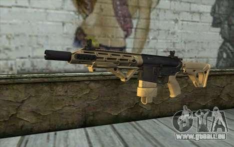 AR-25c pour GTA San Andreas