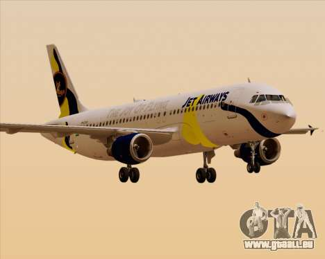 Airbus A320-200 Jet Airways pour GTA San Andreas