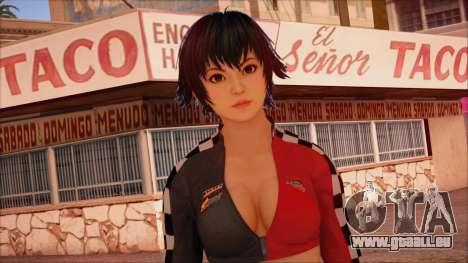 Modern Woman Skin 5 für GTA San Andreas dritten Screenshot