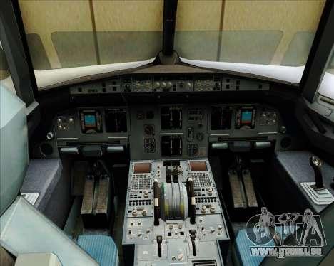 Airbus A320-200 Zest Air pour GTA San Andreas salon