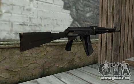 АК-107 de S.T.A.L.K.E.R pour GTA San Andreas deuxième écran