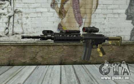 M4 MGS Aimpoint v2 für GTA San Andreas
