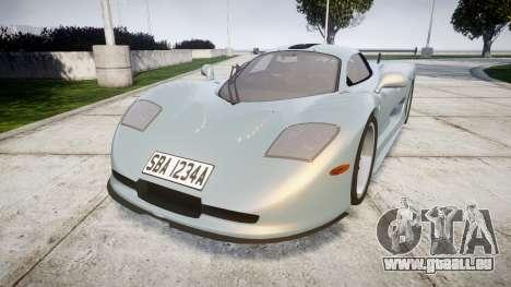 Mosler MT900 für GTA 4