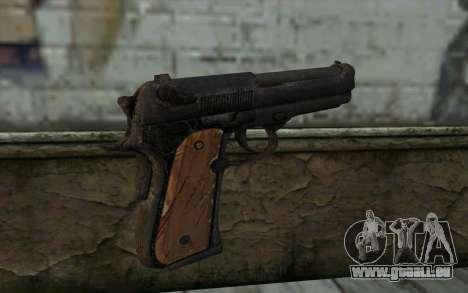 Colt From Into The Dead für GTA San Andreas zweiten Screenshot
