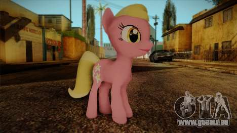 Lily from My Little Pony pour GTA San Andreas