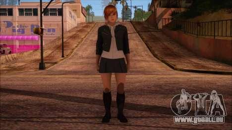 Modern Woman Skin 6 für GTA San Andreas