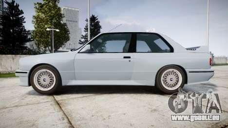BMW M3 E30 1991 [EPM] pour GTA 4 est une gauche
