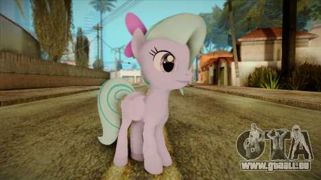 Flitter from My Little Pony pour GTA San Andreas