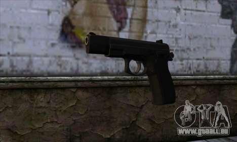 CZ75 v1 pour GTA San Andreas