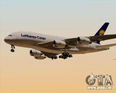 Airbus A380-800F Lufthansa Cargo für GTA San Andreas