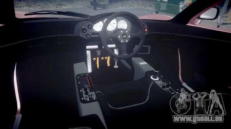 Mclaren F1 1993 [EPM] für GTA 4 Innenansicht