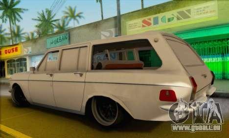 GAZ 24-02 pour GTA San Andreas laissé vue