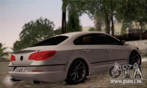 Volkswagen AirCC für GTA San Andreas linke Ansicht