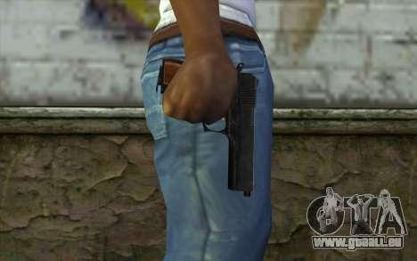 Colt45 pour GTA San Andreas troisième écran