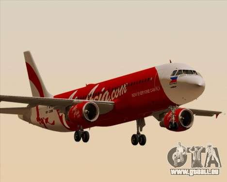 Airbus A320-200 Air Asia Philippines für GTA San Andreas