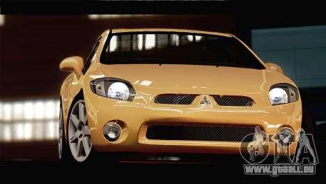 Mitsubishi Eclipse 2006 pour GTA San Andreas