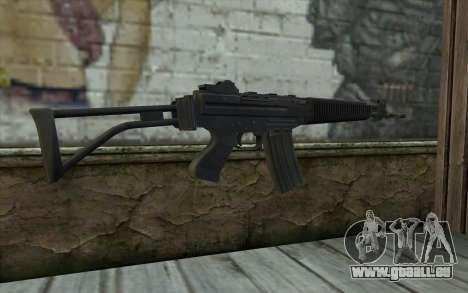 AR70 v1 pour GTA San Andreas deuxième écran