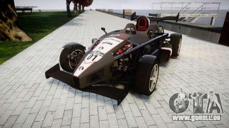 Ariel Atom V8 2010 [RIV] v1.1 AsymBon für GTA 4