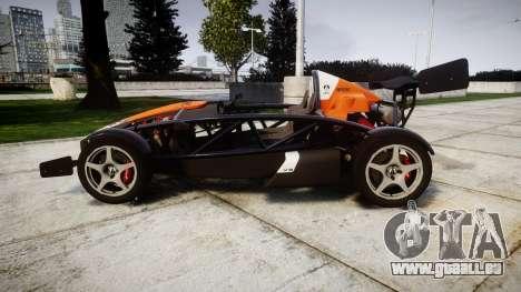 Ariel Atom V8 2010 [RIV] v1.1 SptCar pour GTA 4 est une gauche