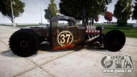 Dumont Type 47 Rat Rod PJ1 pour GTA 4 est une gauche