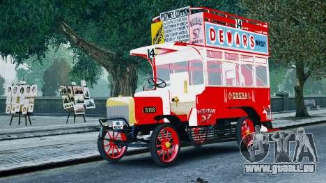 London Bus pour GTA 4