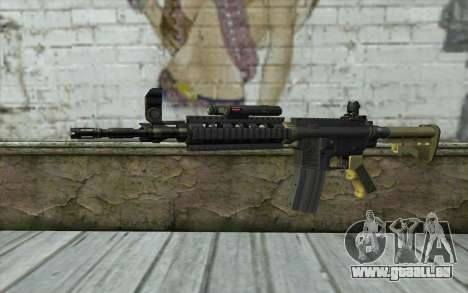 M4 MGS Aimpoint v1 pour GTA San Andreas