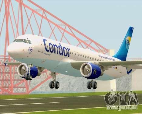 Airbus A320-200 Condor für GTA San Andreas