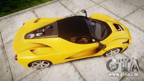 Ferrari LaFerrari [EPM] v1.2 für GTA 4 rechte Ansicht