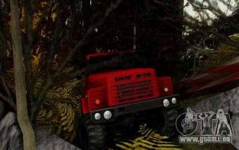 Track für off-road-3.0 für GTA San Andreas dritten Screenshot