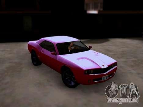 Bravado Gauntlet GTA 5 für GTA San Andreas