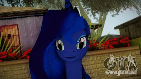 Luna from My Little Pony für GTA San Andreas dritten Screenshot