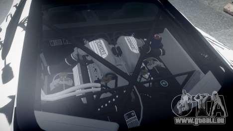 Jaguar XJ220 1992 [EPM] Gumball 3000 pour GTA 4 est un côté