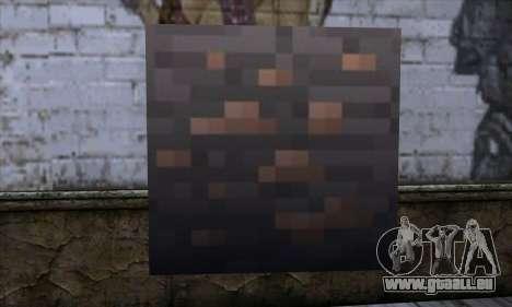Block (Minecraft) v7 für GTA San Andreas