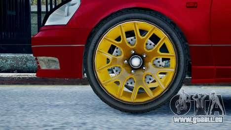 Intruder Sport für GTA 4 hinten links Ansicht