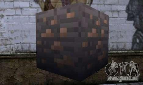 Block (Minecraft) v7 für GTA San Andreas zweiten Screenshot