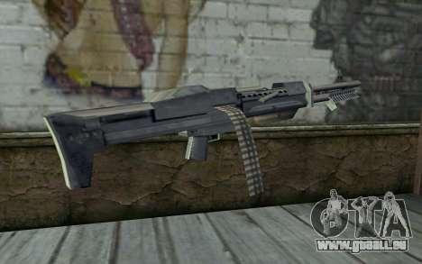 M60 from GTA Vice City pour GTA San Andreas deuxième écran