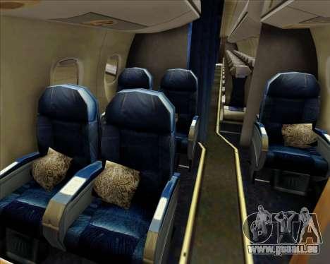Embraer E-190-200LR House Livery pour GTA San Andreas moteur