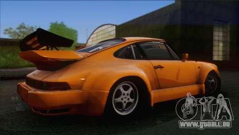 Porsche 911 Turbo 1982 Tunable KIT C PJ für GTA San Andreas Seitenansicht