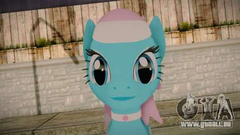 Lotus from My Little Pony für GTA San Andreas dritten Screenshot