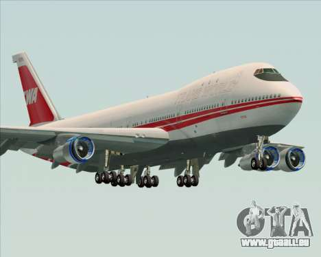 Boeing 747-100 Trans World Airlines (TWA) pour GTA San Andreas