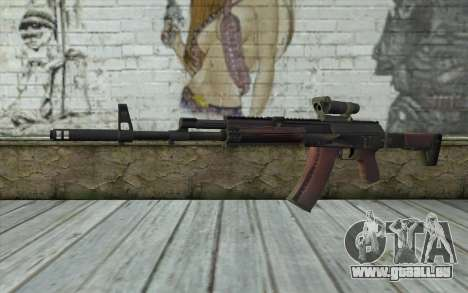 AEK from Battlefield 4 pour GTA San Andreas